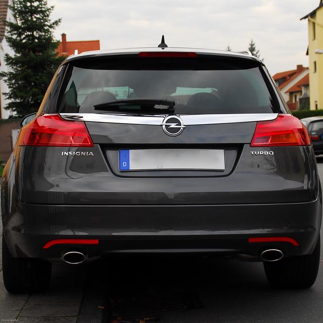 Opel Insignia 2.0 CDTI BiTurbo ECOTEC (2009)