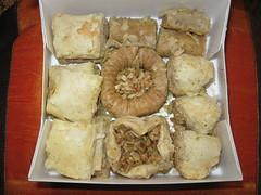 Baklava (tamago) Tags: pastry sweets baklava