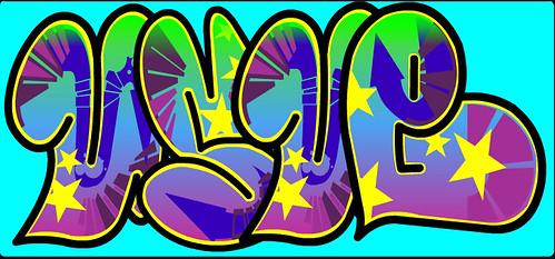 grafiti. Aqui algunos diseños que se pueden lograr tutorial