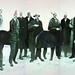 Bauhaus-in-the-haus_ Acryl,  Pencil & Ink_ 175x350cm_2008