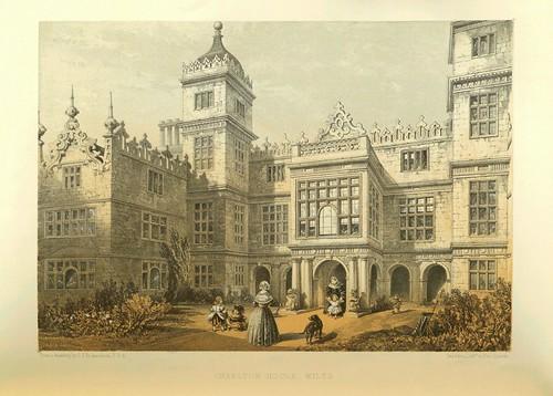 017- Charlton House- Wiltshire- Reformada a finales del siglo XVIII