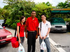 Our Lovely Tour Guide (buttiesqueak) Tags: sony langkawi langkawilagoonresort sonyt200