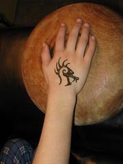 IMG_0103 (henna.elements) Tags: dragon hand henna mehndi
