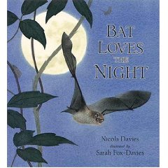 Bat Loves the Night, by Nicola Davies. Illustrated by Sarah Fox-Davies.