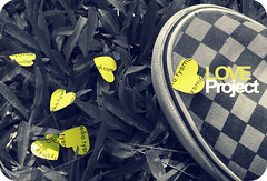 LOVE Project (xdesx) Tags: yellow vans slipons selectivecolorization loveproject