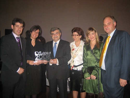 El Club de Innovación, de la UPSA y la Fundación Caja Duero, Premio Castilla y León Digital 2008
