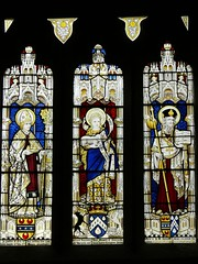 Stained glass window - Ladbroke