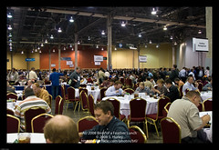 AU 2008 Birds of a Feather Lunch