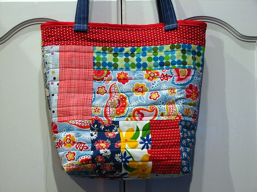 patchwork bag side2