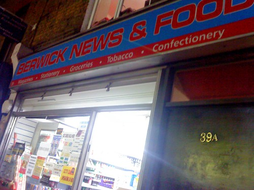 Berwick News and Food