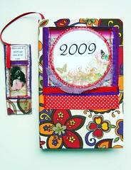 [ agenda ref#89 ] ( Atelier Encantado ) Tags: vintage calendar oldphotos fabrics tecidos fitas fotosantigas diarys gales agendas atelierencantado