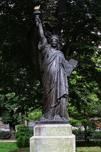 Statua della Libertà parigi