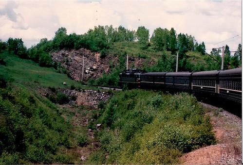 The TransSiberian Railroad