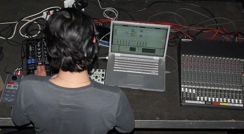 metamedij workshop pula traktor DJ video