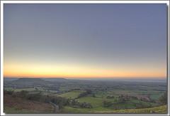 CoaleyPeakhdr (Neil Hobbs) Tags: sunset geotagged dusk gloucestershire severnvalley coaleypeak geo:lat=51709414 geo:lon=2299629