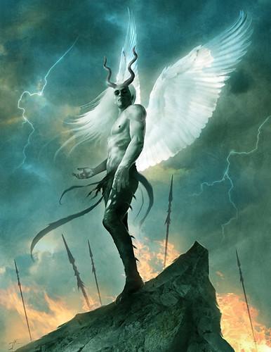 Devil by Jason Engle