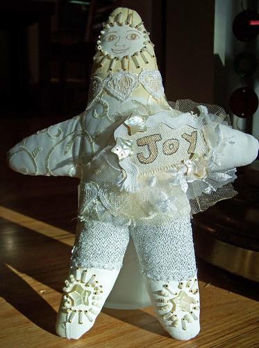 Star doll (sunlit)