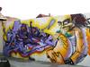 a wall (mrzero) Tags: friends streetart eye art colors face lines yellow wall writing effects graffiti mural paint hungary character eger letters style meeting spray human com styles colored spraypaint graff jam sine cfs mrzero böki obieone