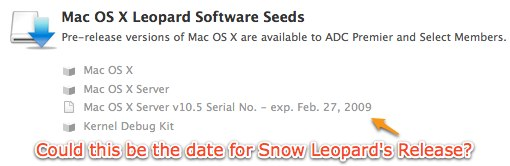 OS-X-Snow-Leopard-Release-Date