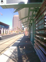 Phoenix Light Rail: McDowell and Central