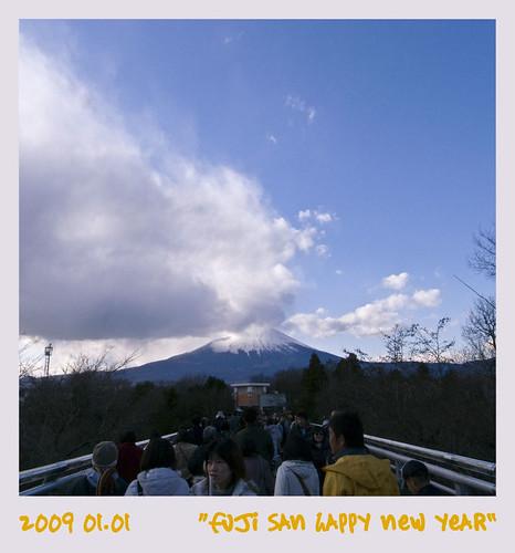 FUJI san 2009.01.01