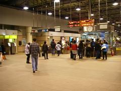 跨年夜 民權西路站