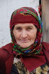 Bulgaria Gorno Dryanovo woman 2 (Geoff n Jane) Tags: woman village bulgarian