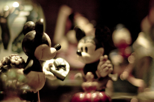 """When people laugh at Mickey Mouse, it's because he's so human; and that is the secret of his popularity."""