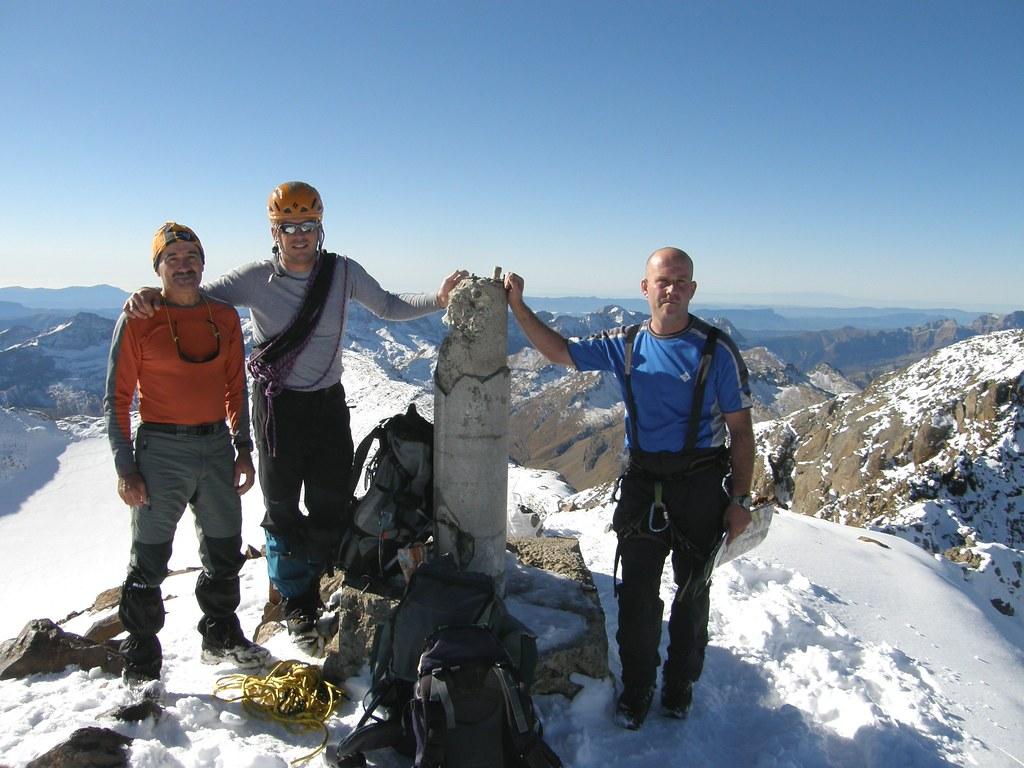 20081026(037) Cima del Vignemale, 3.298 mts