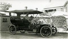 blue mountains history cars vintage australia nsw veteran edwardian bayard clement tourer motorvehicles georgedruce veteranmotorvehicles pre1918cars