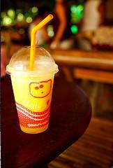 Mango Lassi goodness (ruth136) Tags: thailand mango lassi kohlipe