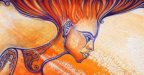 Lady Orange (D1)