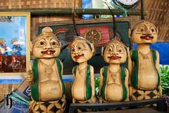 Punakawan Scluptures (Hendisgorge) Tags: st