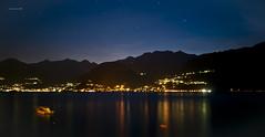 Quel ramo del lago di Como... (cesare55) Tags: notturno lagodicomo