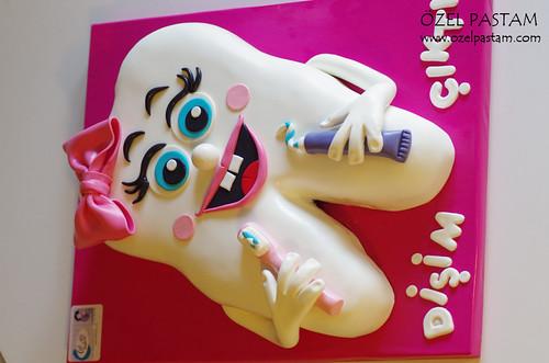 Kız Çocuk Diş Pastası
