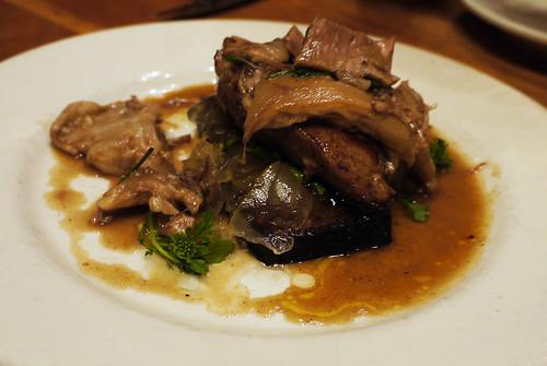 incanto foie gras pig trotters