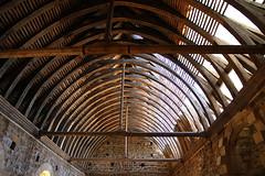 IMG_4929 (pcos57) Tags: france castle europe fort chateau bourgogne chteau chantier charpente mdival guedelon gudelon poutres puisaye