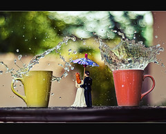 monsoon, wedding, cocktail and bokeh (explored) (PNike (Prashanth Naik..back after ag