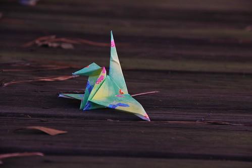 Crane for Hope #91