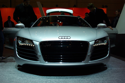 Audi in Autoshow
