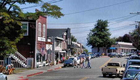 Langley's 1st Street