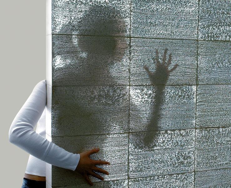 Permatomas betonas