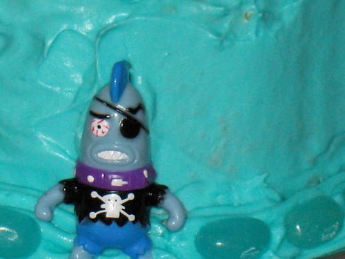SpongeBob Cake- Plankton