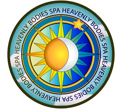 Heavenly Bodies Spa Logo (faith goble) Tags: sun moon art illustration digital advertising logo star graphicdesign artist photographer bluegrass drawing kentucky ky label faith creativecommons poet writer illustrator spa vector adobeillustrator bowlinggreenky heavenlybody goble bowllinggreen faithgoble grafixer ccbyfaithgoble gographix faithgobleart