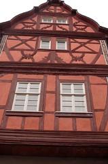 Colorful facade (beketchai) Tags: rhineriver bacharach