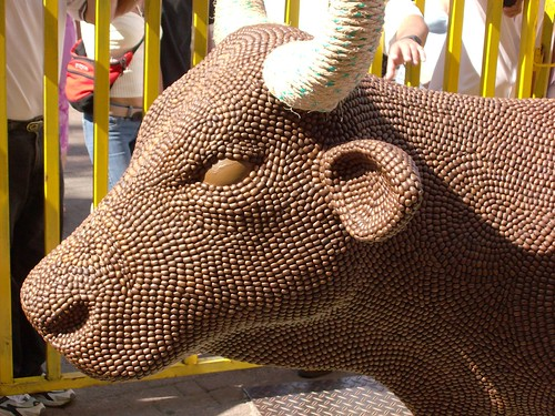 Café con leche - Cow Parade Costa Rica 2008