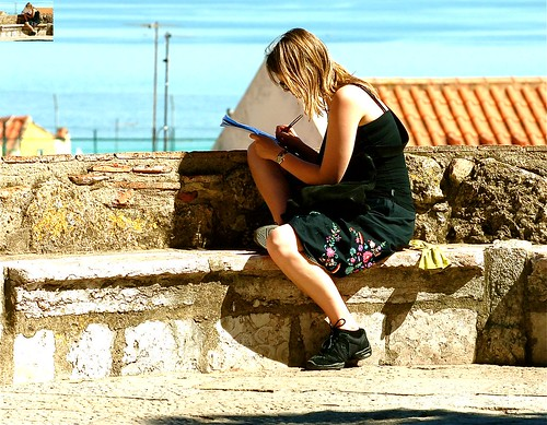 Writing by pedrosimoes7, on Flickr