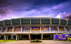 Pete Maravich Assembly Center - PMAC (edwardleger) Tags: college basketball louisiana lsu batonrouge 2008 pmac edwardleger petemaravichassemblycenter edwardnleger