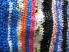 Crochet Plastic Bags