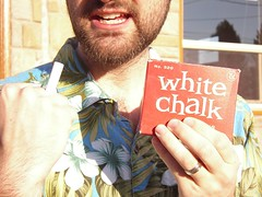 frost park chalk challenge